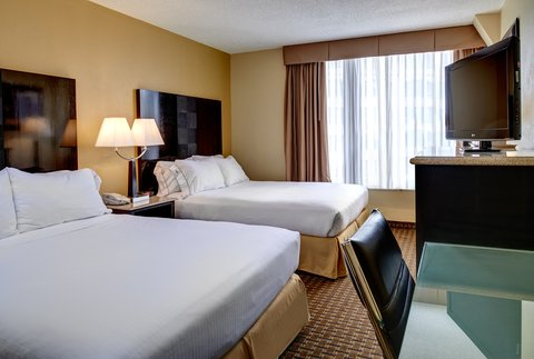 Holiday Inn Express & Suites DETROIT DOWNTOWN - Double Bed Guest Room