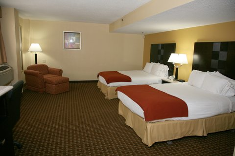 Holiday Inn Express & Suites DETROIT DOWNTOWN - Standard Two Queen Beds Available in most of our Guest Rooms