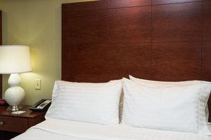 Pillow menu and a comfortable pillow top bed