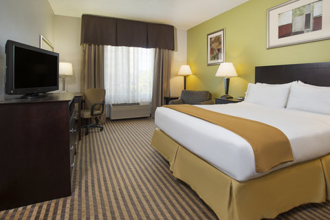 Holiday Inn Express & Suites KALAMAZOO - Holiday Inn Express   Suites ADA Handicapped accessible Guest Room