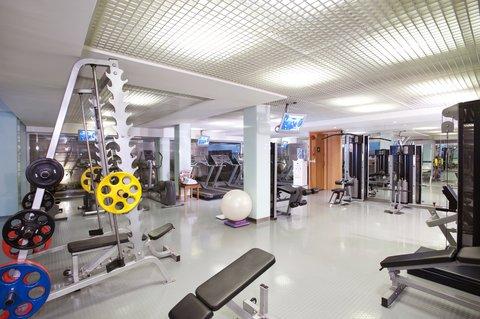 Holiday Inn Bangkok - Fitness Center
