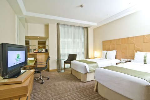 Holiday Inn Bangkok - Standard Twin Bed Guest Room