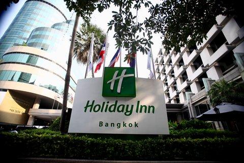 Holiday Inn Bangkok - Holiday Inn Bangkok - Hotel Exterior