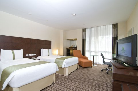 Holiday Inn Bangkok - Executive Suite Twin Bed Guest Room
