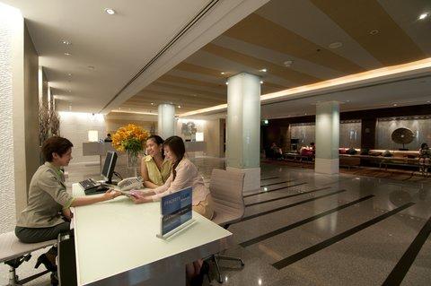Holiday Inn Bangkok - Holiday Inn Bangkok - Concierge