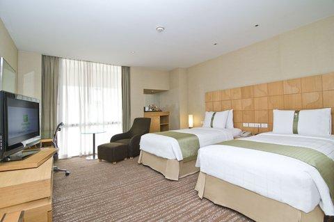 Holiday Inn Bangkok - Superior Twin Bed Guest Room