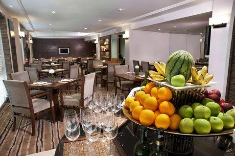 Holiday Inn Bangkok - Holiday Inn Bangkok - Executive Lounge