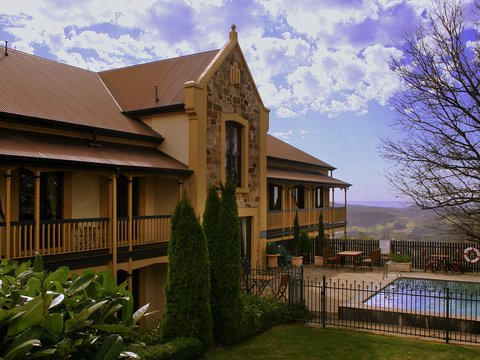 Grand Mercure Mount Lofty House - Recreational Facilities