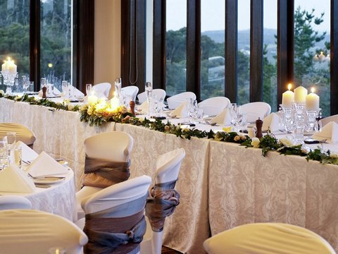 Grand Mercure Mount Lofty House - Wedding