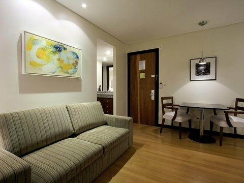 Mercure Curitiba Parque Barigui Hotel (futuro Adagio) - Guest Room