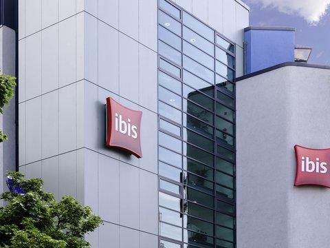 ibis Berlin City West - Exterior