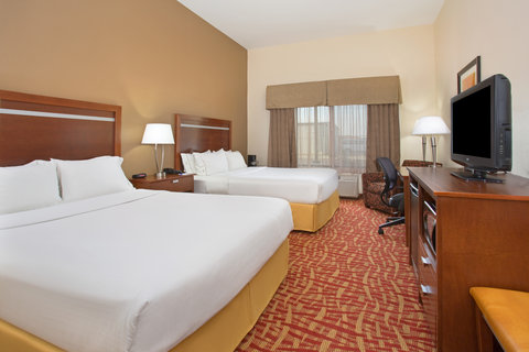 Holiday Inn Express & Suites GLENDIVE - Guest Room