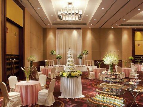 曼谷素萬那普機場諾富特酒店 - Wedding