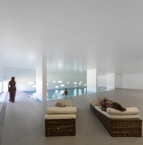 Ecorkhotel Hotel Evora - Indoor pool