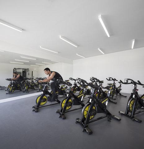 Ecorkhotel Hotel Evora - Fitness room