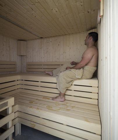 Ecorkhotel Hotel Evora - Sauna
