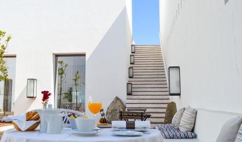 Ecorkhotel Hotel Evora - breakfast