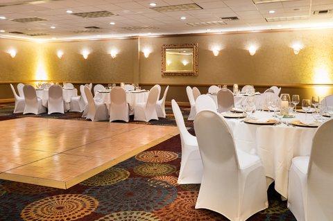 Holiday Inn Resort GALVESTON-ON THE BEACH - Banquet Room