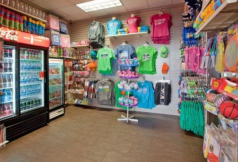 Holiday Inn Resort GALVESTON-ON THE BEACH - Gift Shop