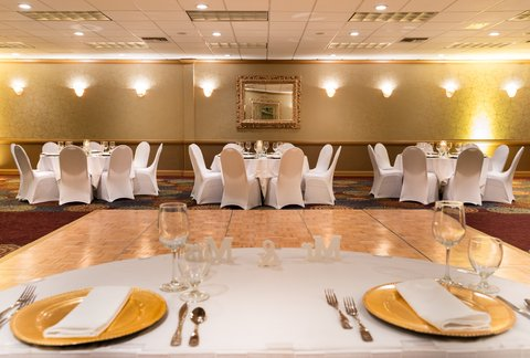 Holiday Inn Resort GALVESTON-ON THE BEACH - Reception Area