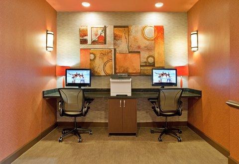 Holiday Inn Resort GALVESTON-ON THE BEACH - Business Center