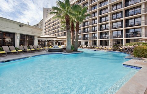 Holiday Inn Resort GALVESTON-ON THE BEACH - Swimming Pool
