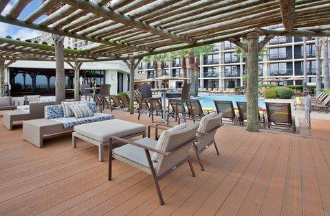 Holiday Inn Resort GALVESTON-ON THE BEACH - Hotel Exterior
