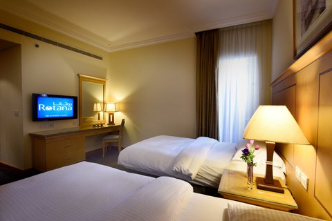 Gefinor Rotana Hotel - Studio Twin room