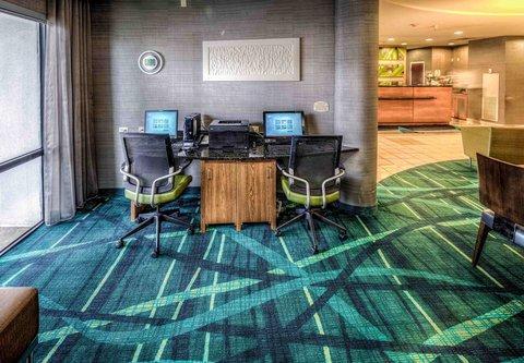 SpringHill Suites Dayton South/Miamisburg - Business Center