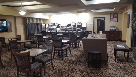 Holiday Inn Express & Suites EASTLAND - Breakfast Area