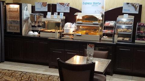 Holiday Inn Express & Suites EASTLAND - Breakfast Bar