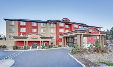 Holiday Inn SPOKANE AIRPORT - Holiday Inn Spokane Airport