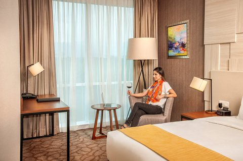 Crowne Plaza BANDUNG - Guest Room