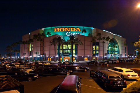 Holiday Inn Anaheim Resort - Honda Center home to great events  games and more