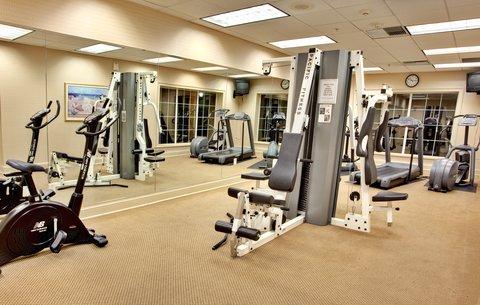 Holiday Inn Anaheim Resort - Free Fitness Center open 24 hours