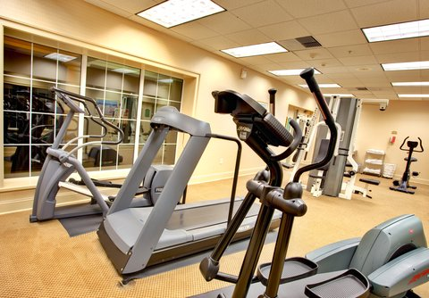 Holiday Inn Anaheim Resort - Traveling on business or pleasure  bring your gym shoes