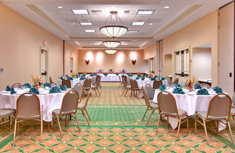 Holiday Inn Anaheim Resort - Pacifica Ballroom 1408 sq feet and events for up to 100 people