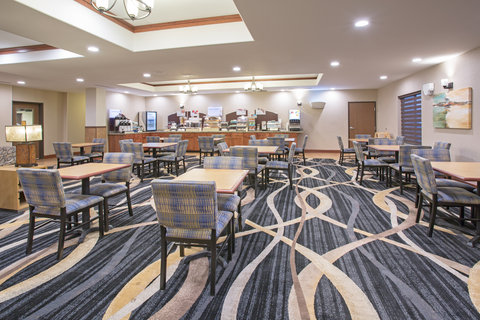 Holiday Inn Express & Suites GLENDIVE - Breakfast Bar