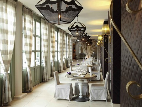 Grand Hotel Mercure Roi Rene - Restaurant