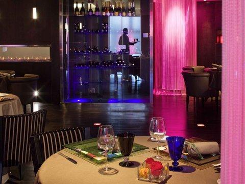 Sofitel Algiers Hamma Garden Hotel - Restaurant