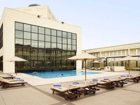 Sofitel Algiers Hamma Garden Hotel - Recreational Facilities
