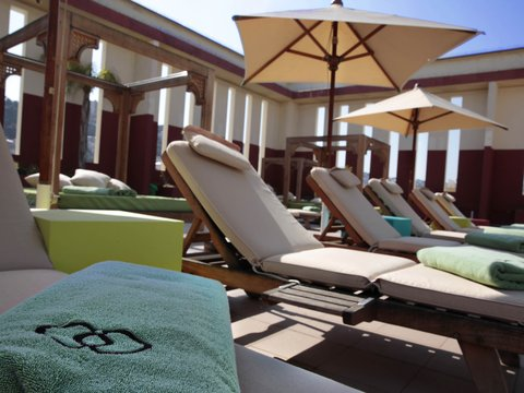 Sofitel Algiers Hamma Garden Hotel - Spa