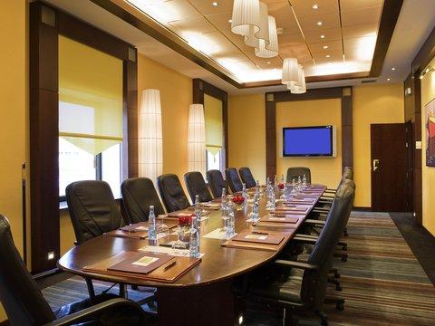 Sofitel Algiers Hamma Garden Hotel - Meeting Room