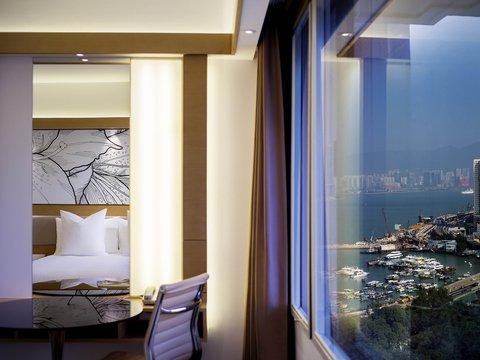 香港柏宁铂尔曼酒店 - Exterior