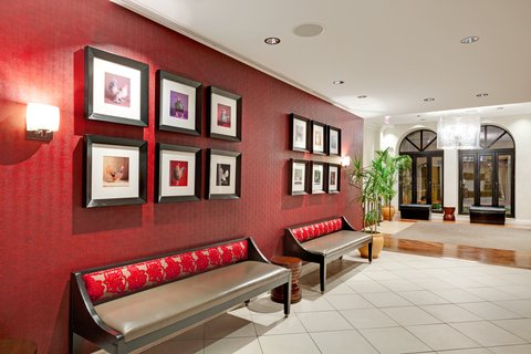 Holiday Inn Express CHICAGO - MAGNIFICENT MILE - Hotel Lobby