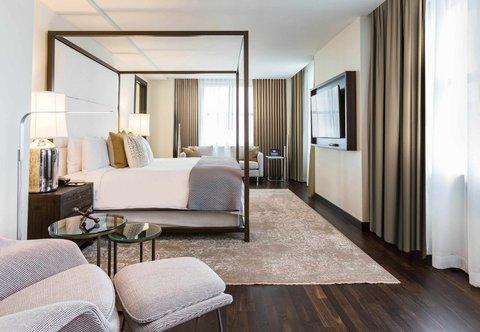 JW Marriott Houston Downtown - Presidential Suite