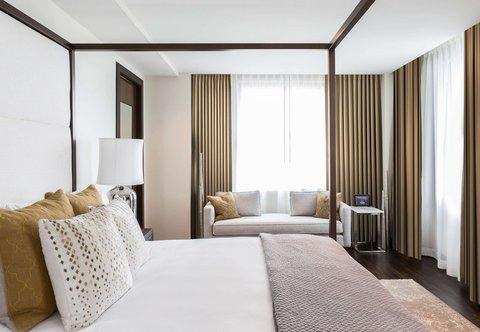 JW Marriott Houston Downtown - Vice Presidential Suite