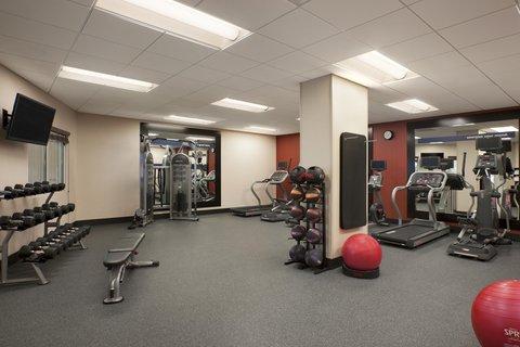 Hampton Inn and Suites Madison Downtown - Jump Start Fitness Center
