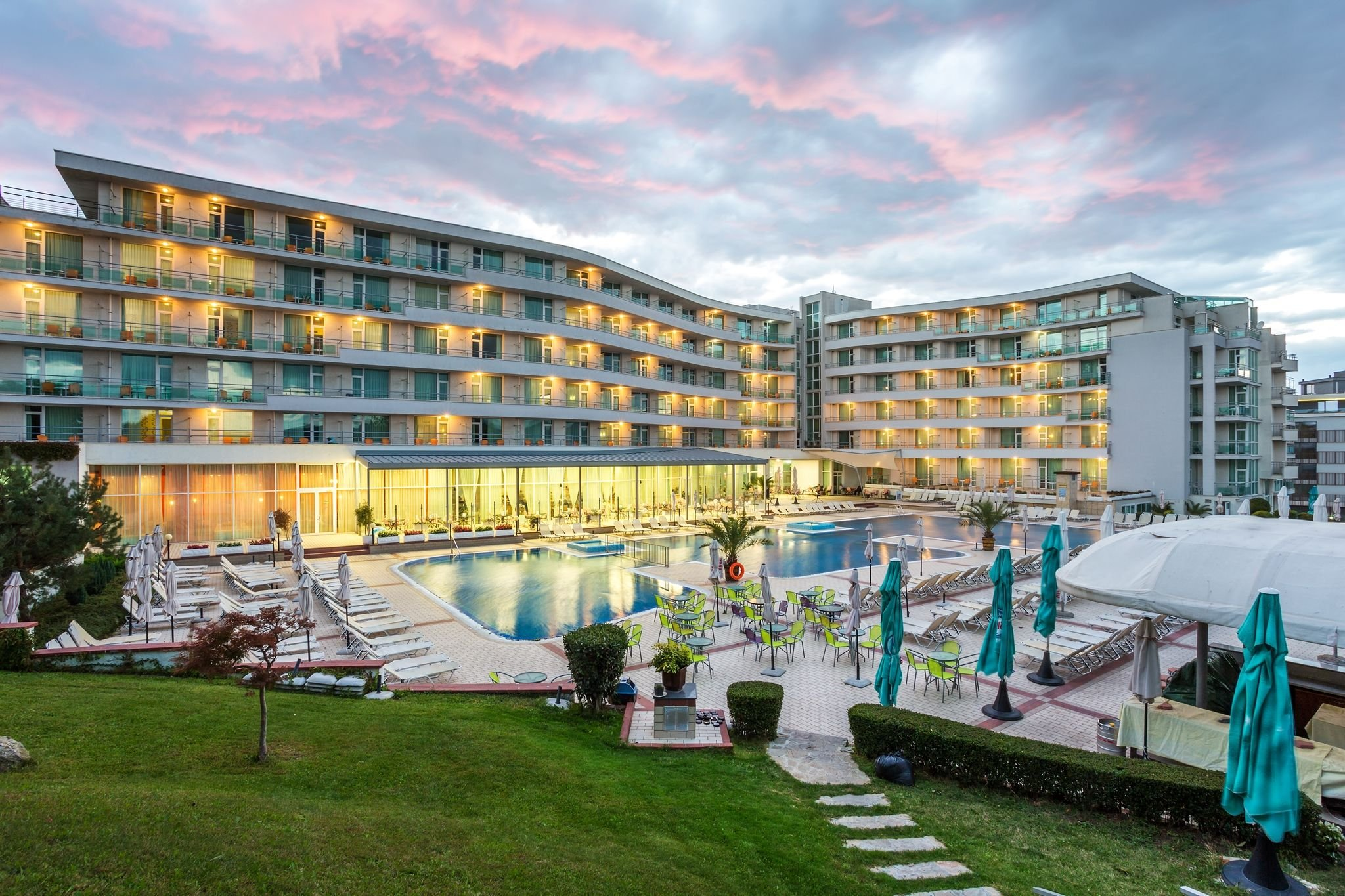 Hotel Festa Panorama-Nessebar