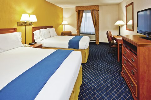 Holiday Inn Express & Suites NASHVILLE-I-40&I-24(SPENCE LN) - 2 Double Bed Guest Room